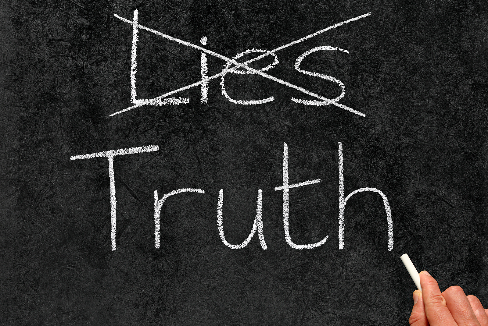 The Big Lie, the Great Truth