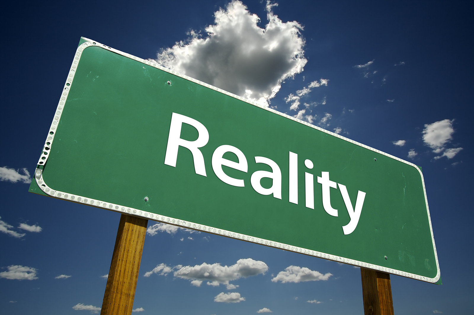 What Are Your Realities?