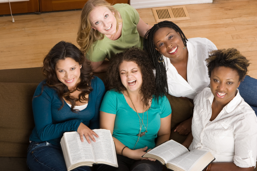 Girls bible study groups