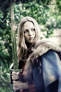 bigstock-Woman-Warrior-With-Sword-36112978